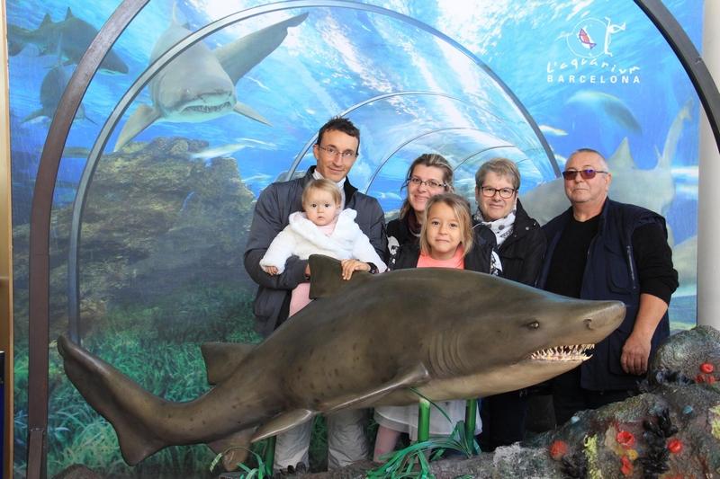 Aquarium barcelone 02 12 18