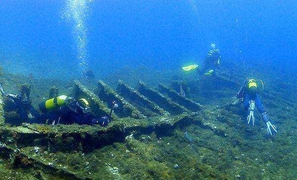 site de plongée cala caials Cadaques