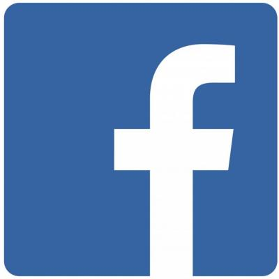 Facebook logo simple
