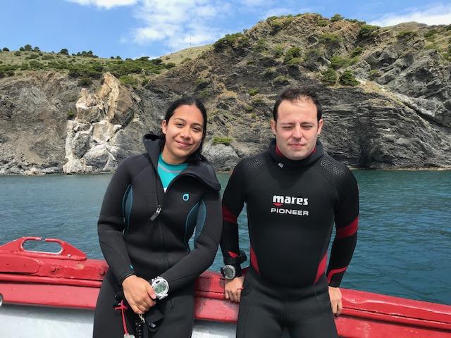 Nélia et Ricardo