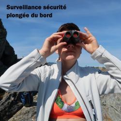 Surveillance plongée du bord