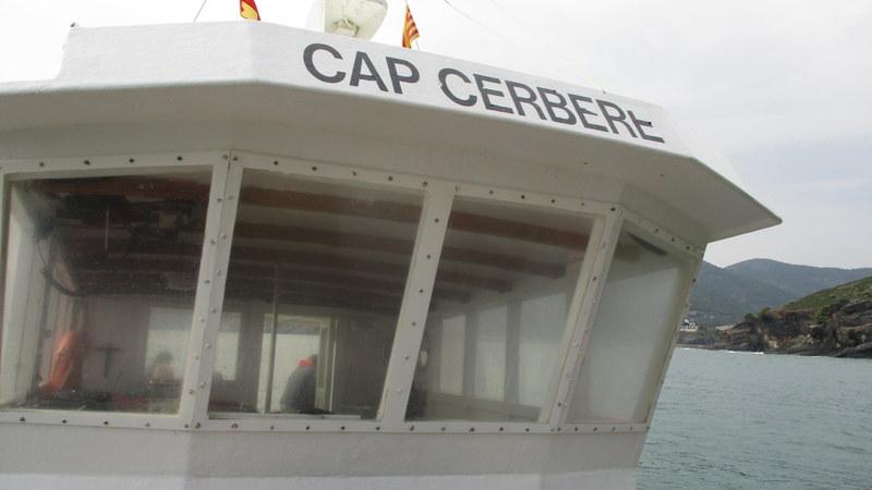 Bateau Cap Cerbère