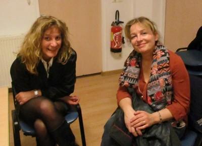 Murielle et Marie Hélène