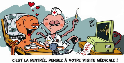 Visite medicale
